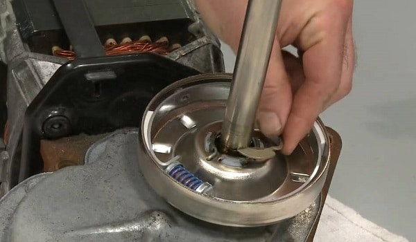 washing machine spin cycle very loud