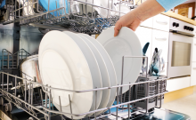 Improve Dishwasher Performance