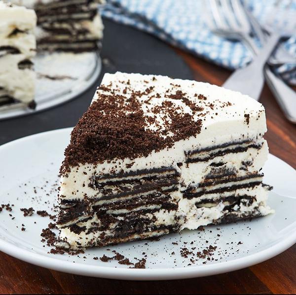 no-bake cake